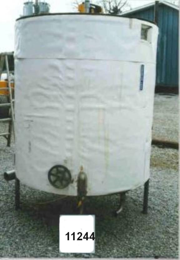 400 gallon Insulated Tank - Schier Company